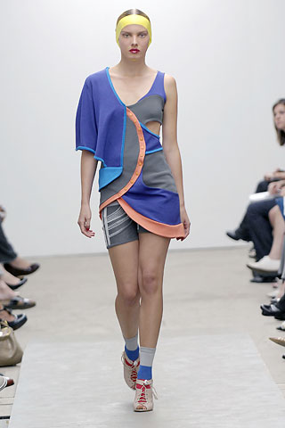 Louise Goldin, Spring 2008