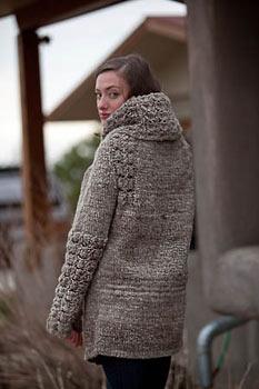 Clásica Coat, Deborah Newton, Interweave Knits, Fall 2009