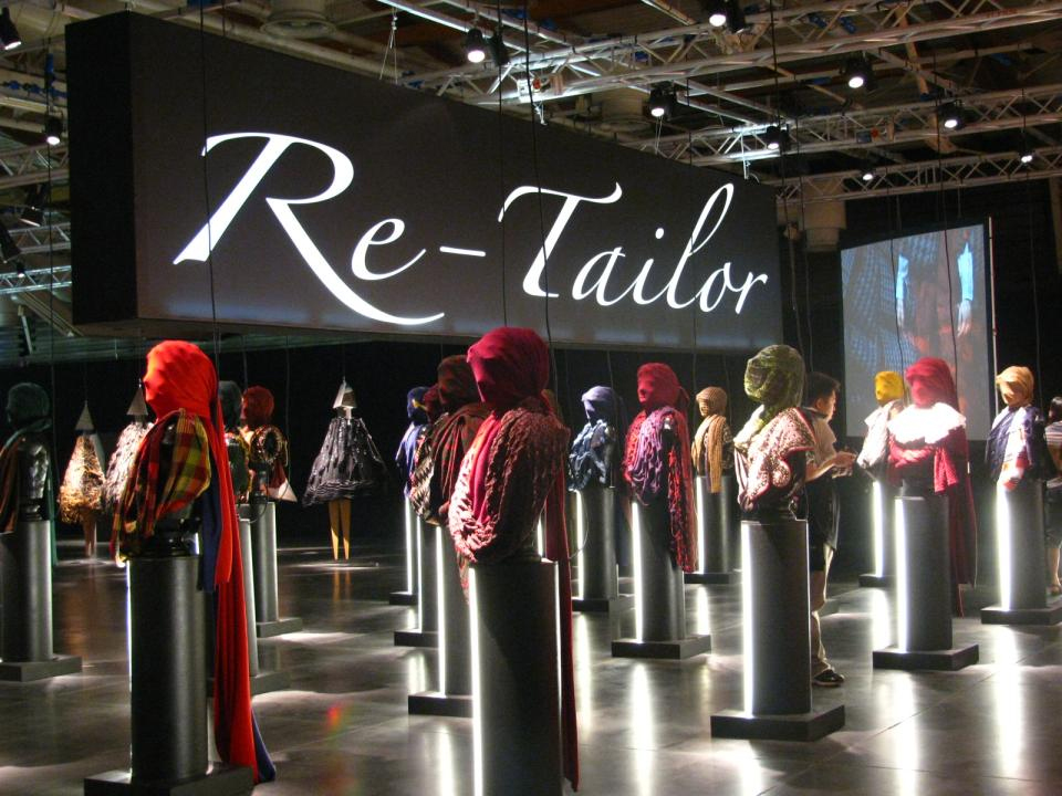 Who and I: RE-TAILOR