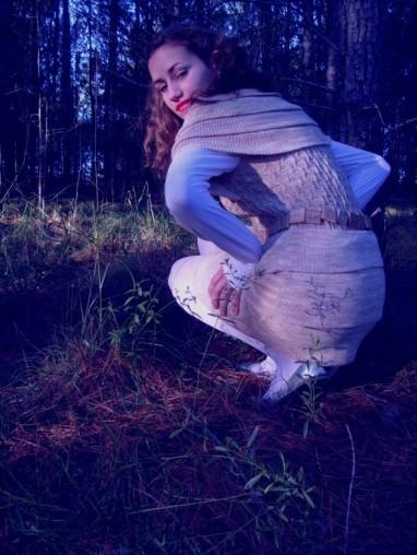 modelo: camila moyano - foto: sofía doglio
