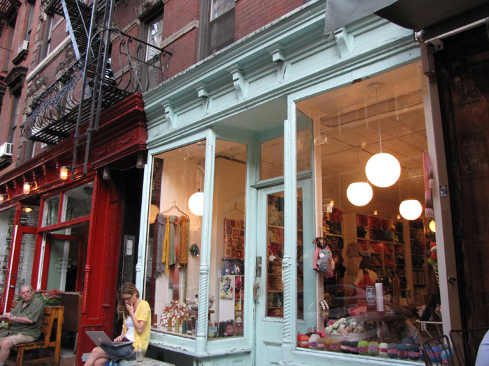 Purl Store, 137 Sullivan Street, New York