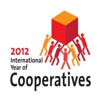 Logo del Año Internacional del Cooperativismo