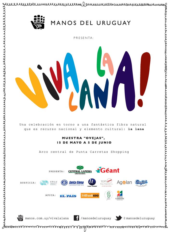 Manos del Uruguay - Viva la lana