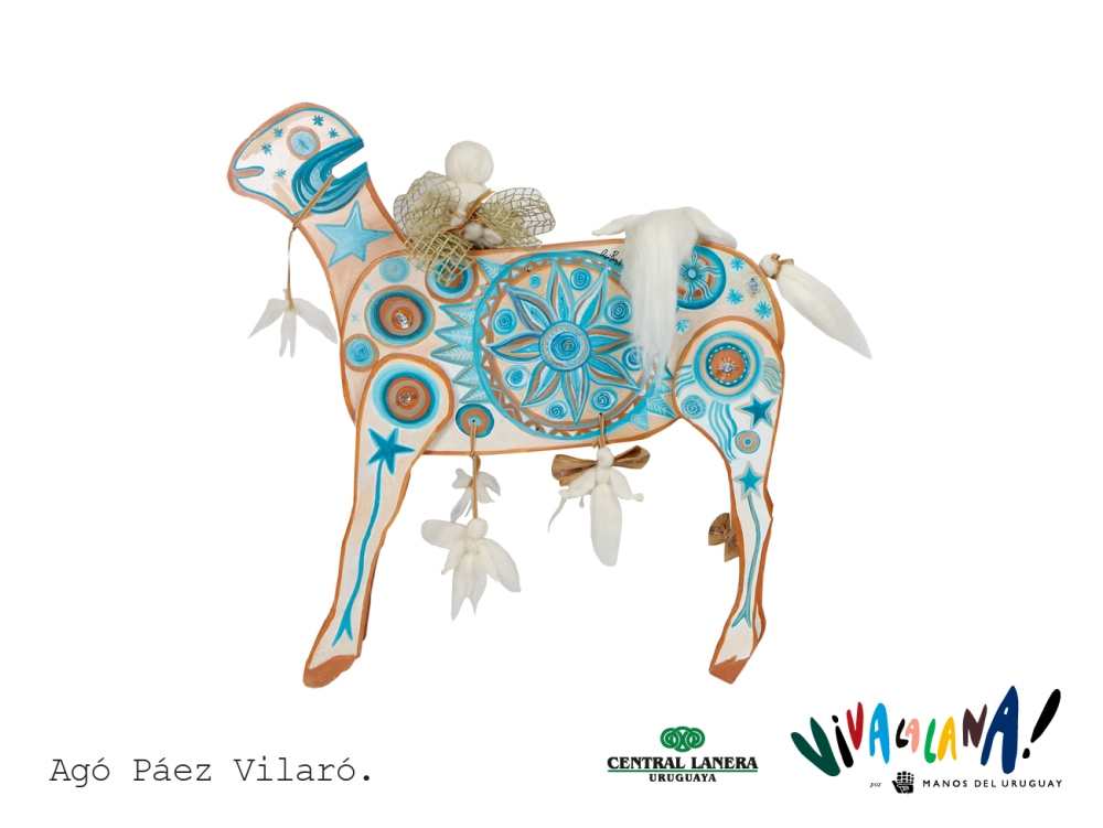 Viva la Lana - Manos del Uruguay - Agó Páez Vilaró