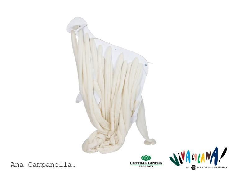 Viva la Lana - Manos del Uruguay - Ana Campanella