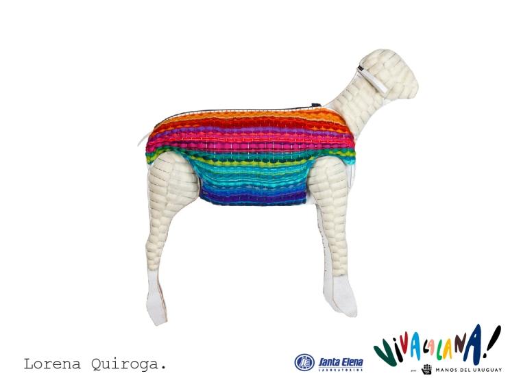 Viva la Lana - Manos del Uruguay - Lorena Quiroga