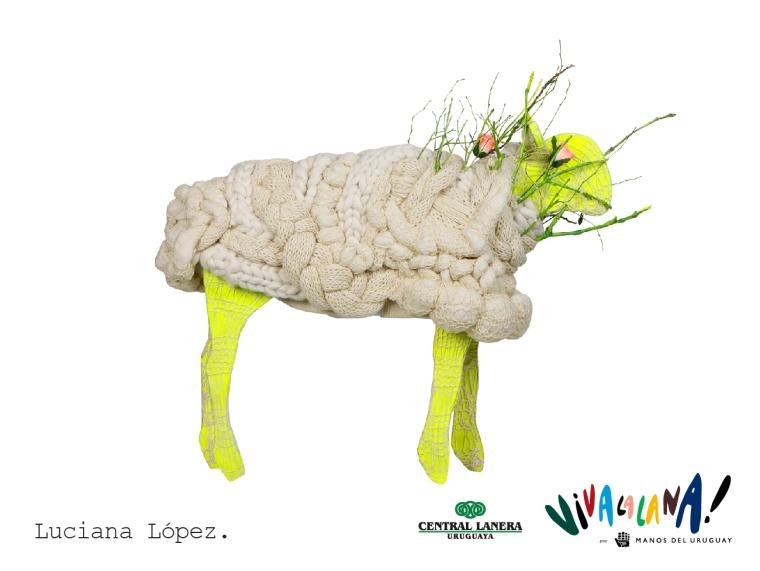 Viva la Lana - Manos del Uruguay - Luciana López