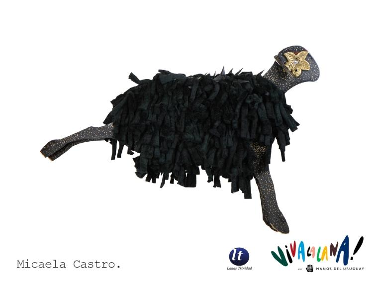 Viva la Lana - Manos del Uruguay - Micaela Castro