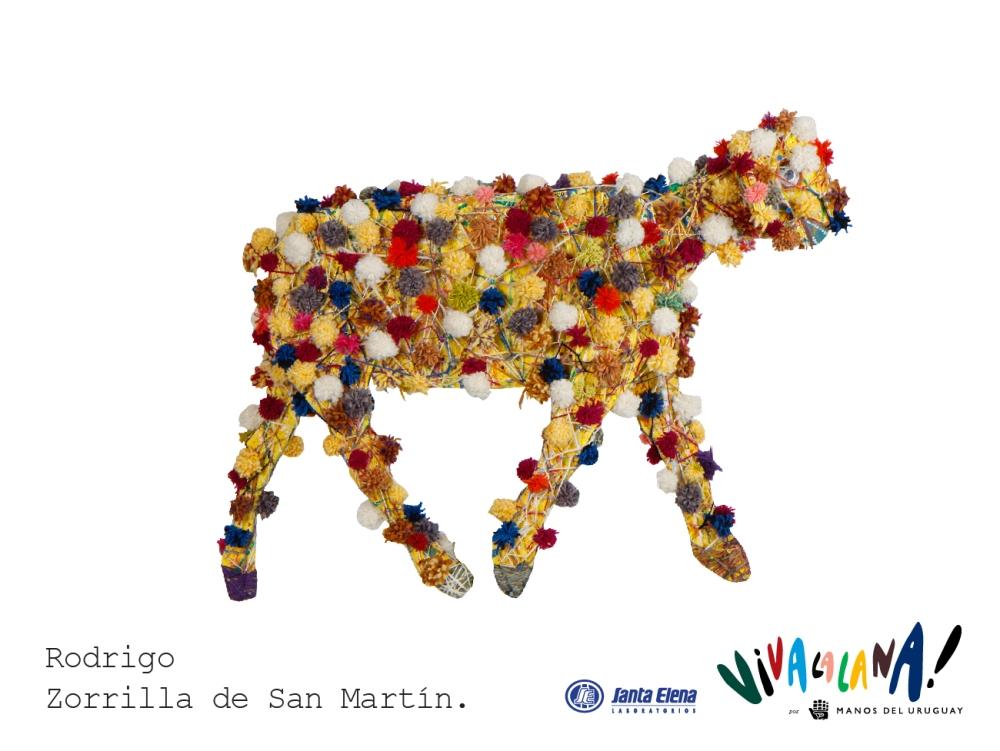 Viva la Lana - Manos del Uruguay - Rodrigo Zorrilla de San Martín