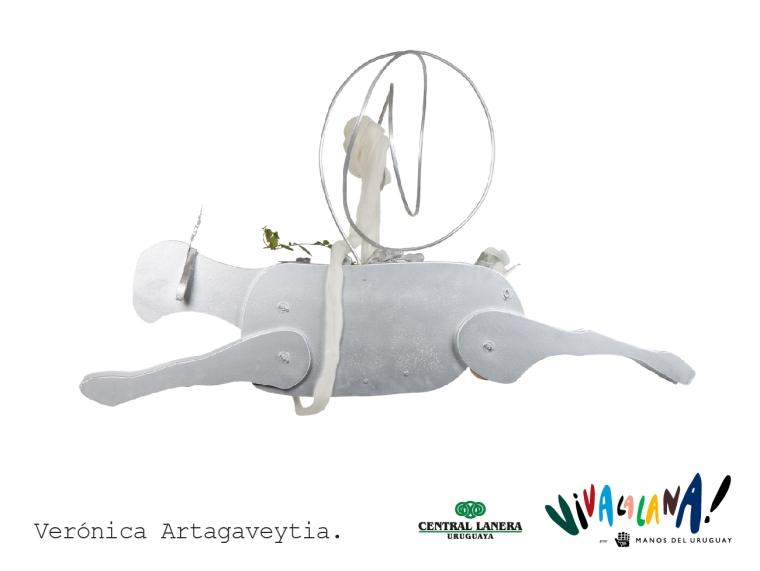 Viva la Lana - Manos del Uruguay - Verónica Artagaveytia