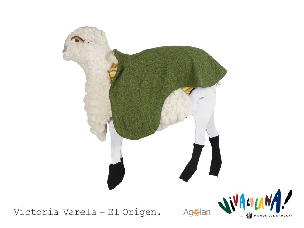 Viva la Lana - Manos del Uruguay - Victoria Varela - El Origen