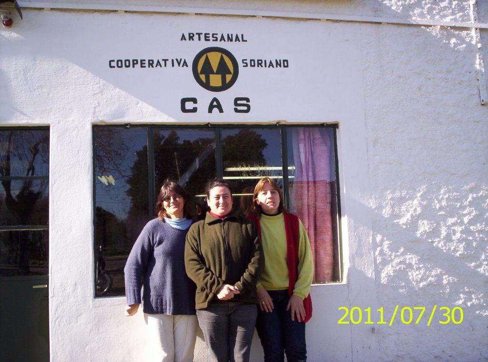 Manos del Uruguay – Artesanas de la Cooperativa de Cas - Soriano