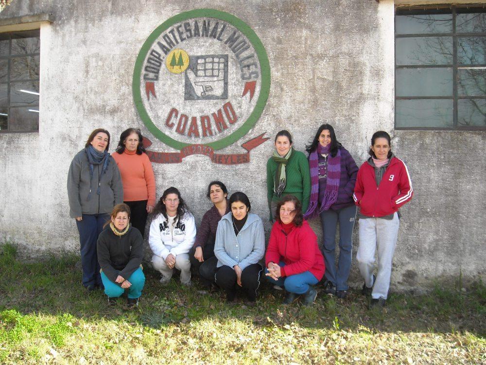 Manos del Uruguay – Artesanas de la Cooperativa de Coarmo - Durazno