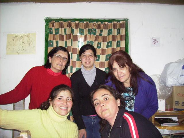 Manos del Uruguay - Artesanas de la Cooperativa de San José
