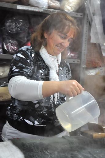 Manos del Uruguay - Patricia Peralta - Artesana
