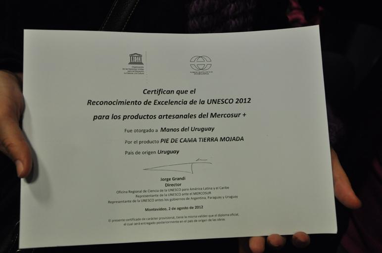 Certificado Sello de Excelencia