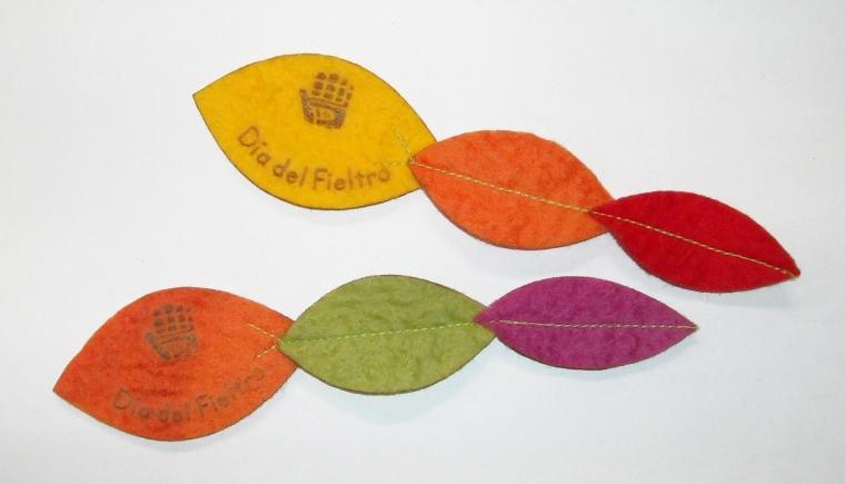 Manos del Uruguay - marcador Día del Fieltro