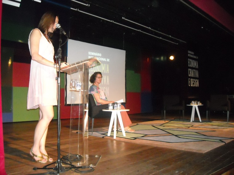 Elisabeth Sosa - Panelista de Manos del Uruguay