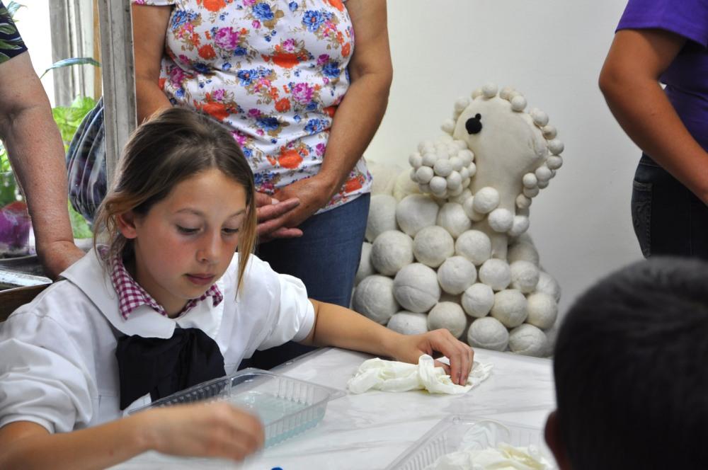 Taller de Fieltro - Escuelas Rurales