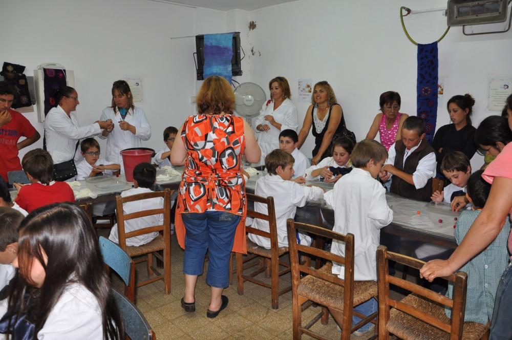 Manos del Uruguay taller casa de estudio YIAREL