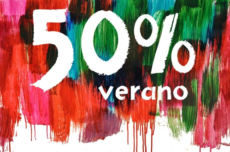 50% verano