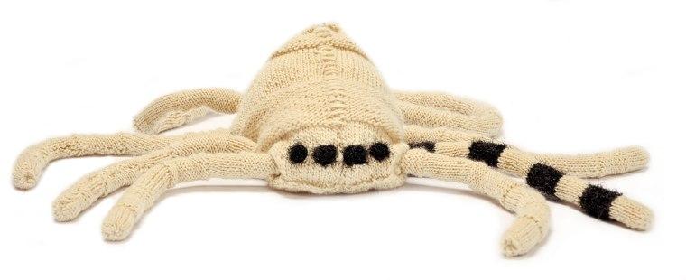 Araña de Estampapas Objetos Textiles