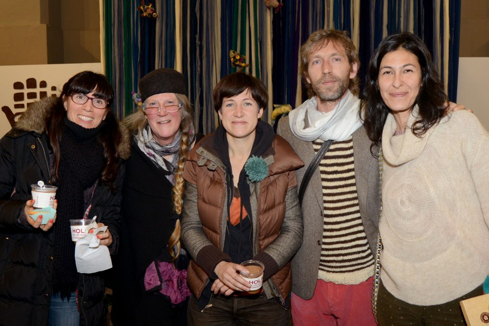 Artistas que participaron de la muestra: Paula Acuña, Siv Goransson, Mariana Duarte, Fabio Crisanti y Lorena Quiroga.