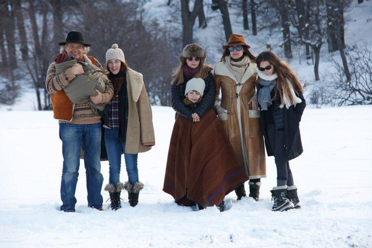 La familia de Francis