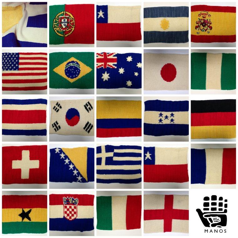 Nos inspiramos en el Mundial