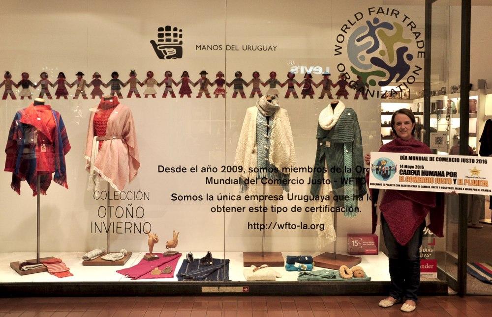 Vidriera Montevideo Shopping